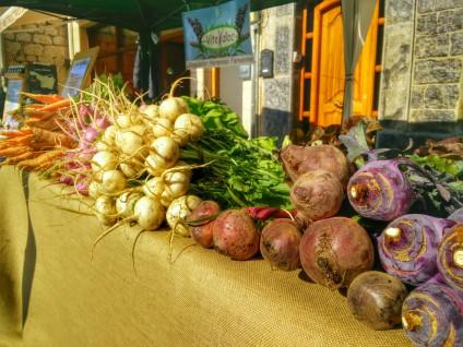 Légumes biologiques - Madremia Valencia