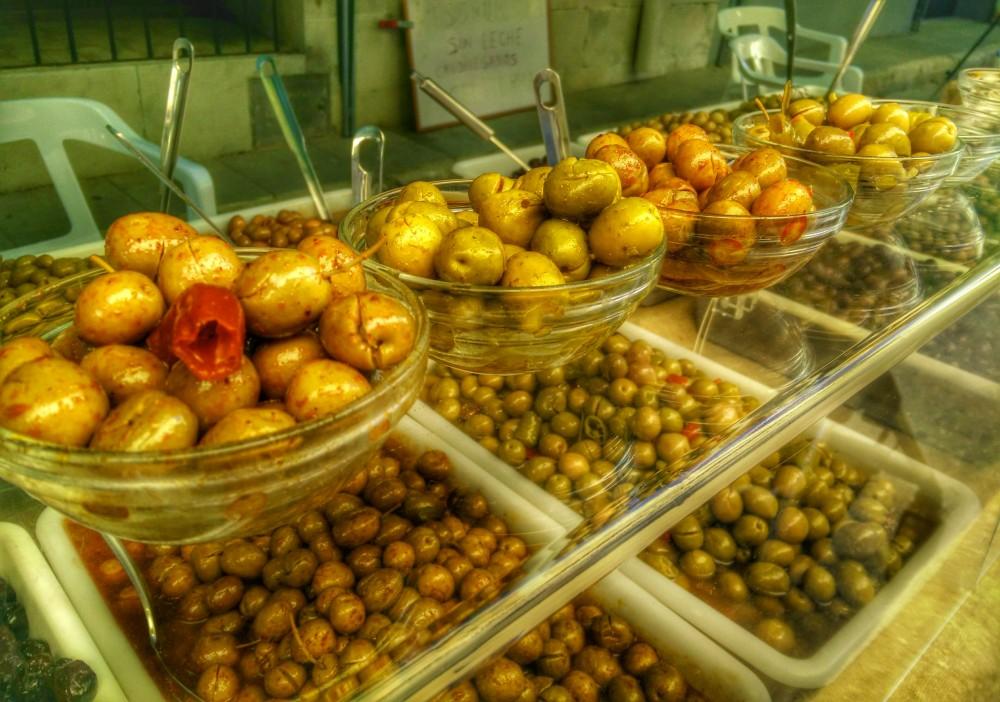 Olives assaisonnées - Madremia Valencia