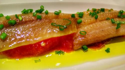 Ciro - sardinas ahumadas