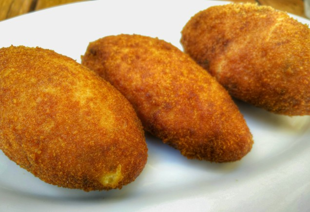 La Pilareta - Croquettes de Clochinas