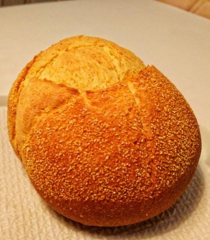 El Poblet - Le pain d'un étoilé Michelin est forcément exceptionnel !
